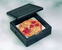 Transportbox für Pizzen